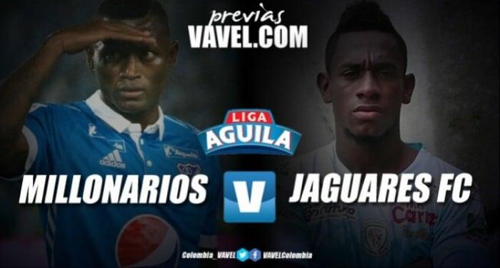 Previa Millonarios vs Jaguares: por una victoria en medio de la soledad