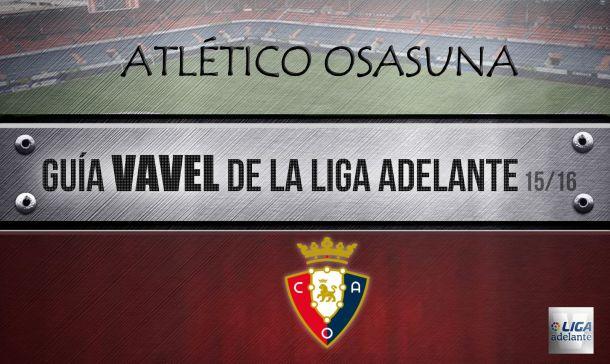 Club Atlético Osasuna 2015/2016: en busca de la estabilidad