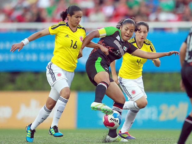 WWC Preview Colombia-Mexico: Both Teams Playing For First Ever Win