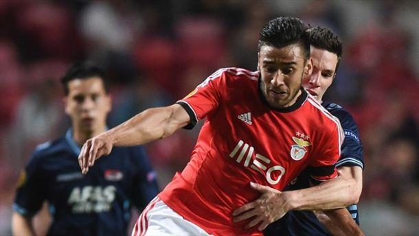 Il Benfica trionfa grazie alla doppietta di Rodrigo: 4-0 in totale all'AZ