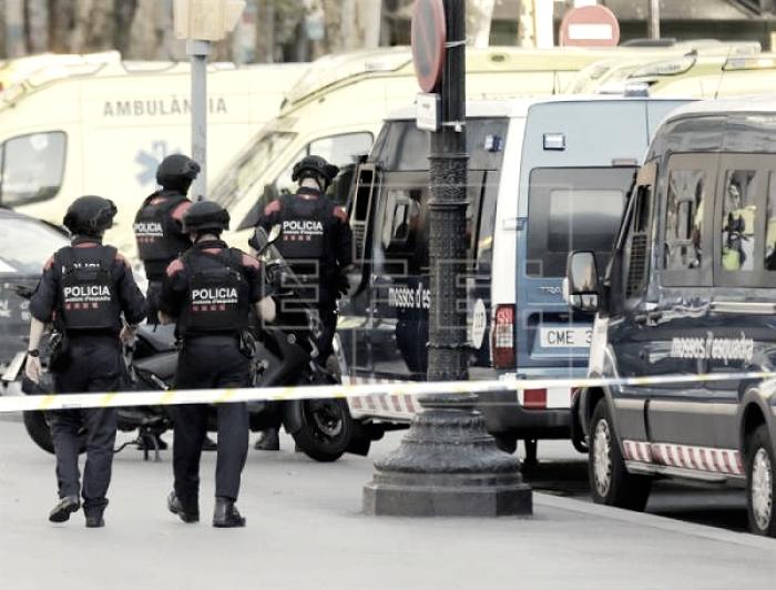 Última hora de la investigación del atentado en Barcelona y Cambrils en vivo
