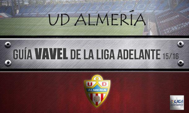 UD Almería 2015/2016: paso atrás para coger impulso