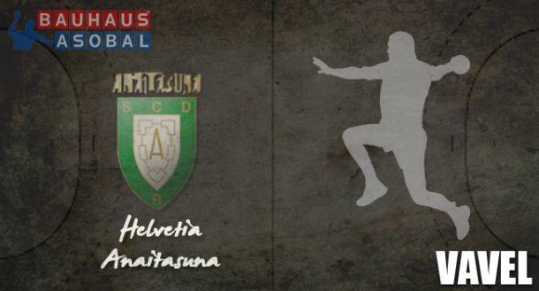 Helvetia Anaitasuna 2015/2016