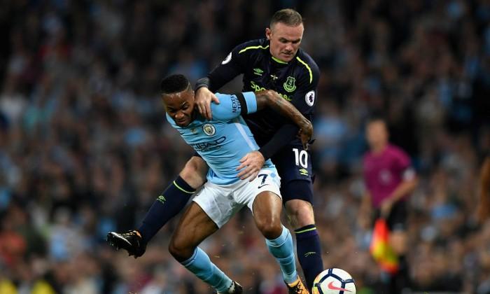 Premier League - Il City si salva di cuore: Sterling pareggia Rooney nel finale