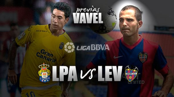 UD Las Palmas - Levante UD: primer feudo a conquistar