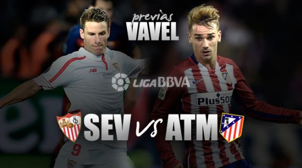 Sevilla - Atlético de Madrid: noche de estrellas