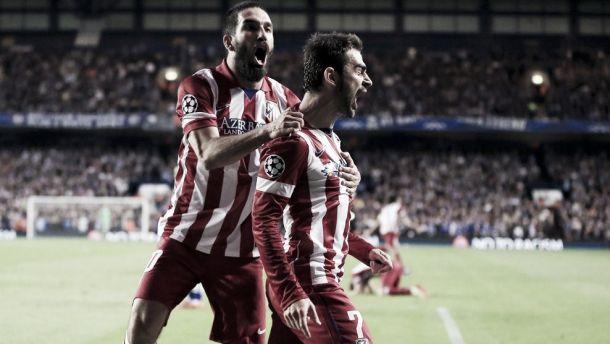 O Atlético de Madrid regressa à história