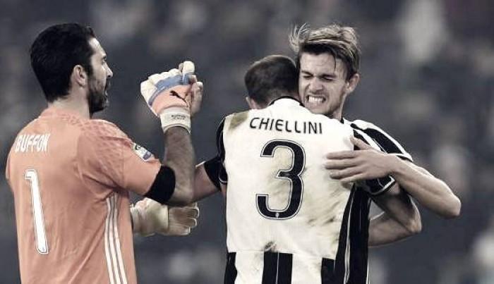Juve: verso la conferma della coppia Rugani-Chiellini