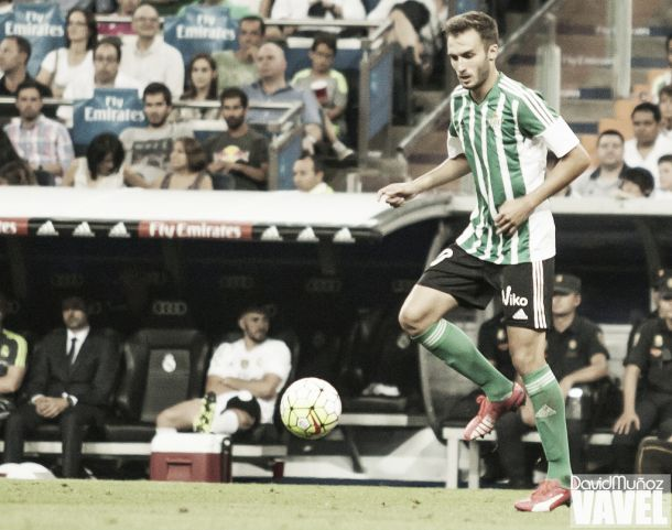 Pezzella no jugará ante la Real Sociedad