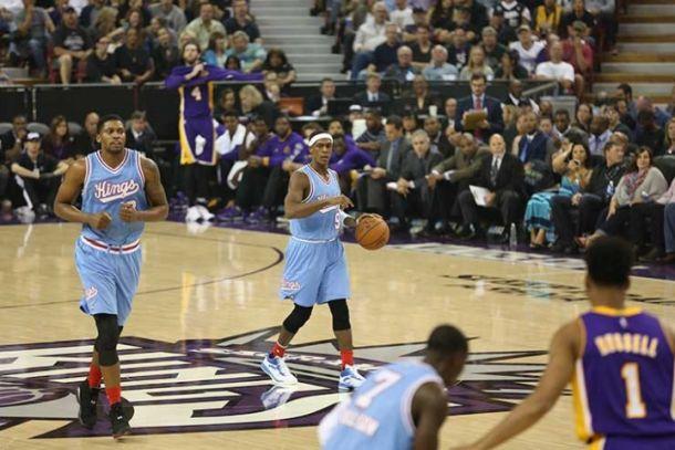 NBA - I Kings passeggiano sui Lakers grazie ad un vintage Rondo