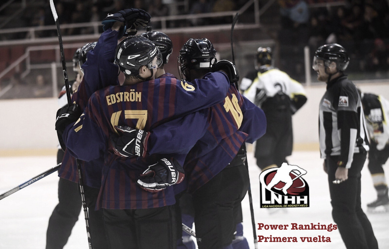 Power Rankings LNHH: final de la primera vuelta