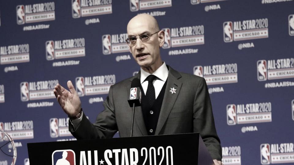 Los jugadores que se nieguen a asistir a Orlando, tendrán el apoyo de la NBA