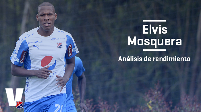 Análisis VAVEL, Independiente Medellín 2018-II: Elvis Mosquera
