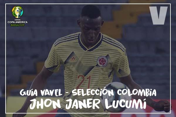 Guía VAVEL, cafeteros en la Copa América 2019: John Janer Lucumí