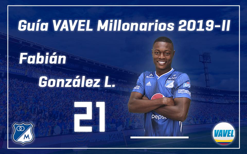 Análisis VAVEL, Millonarios 2019-II: Fabián González Lasso