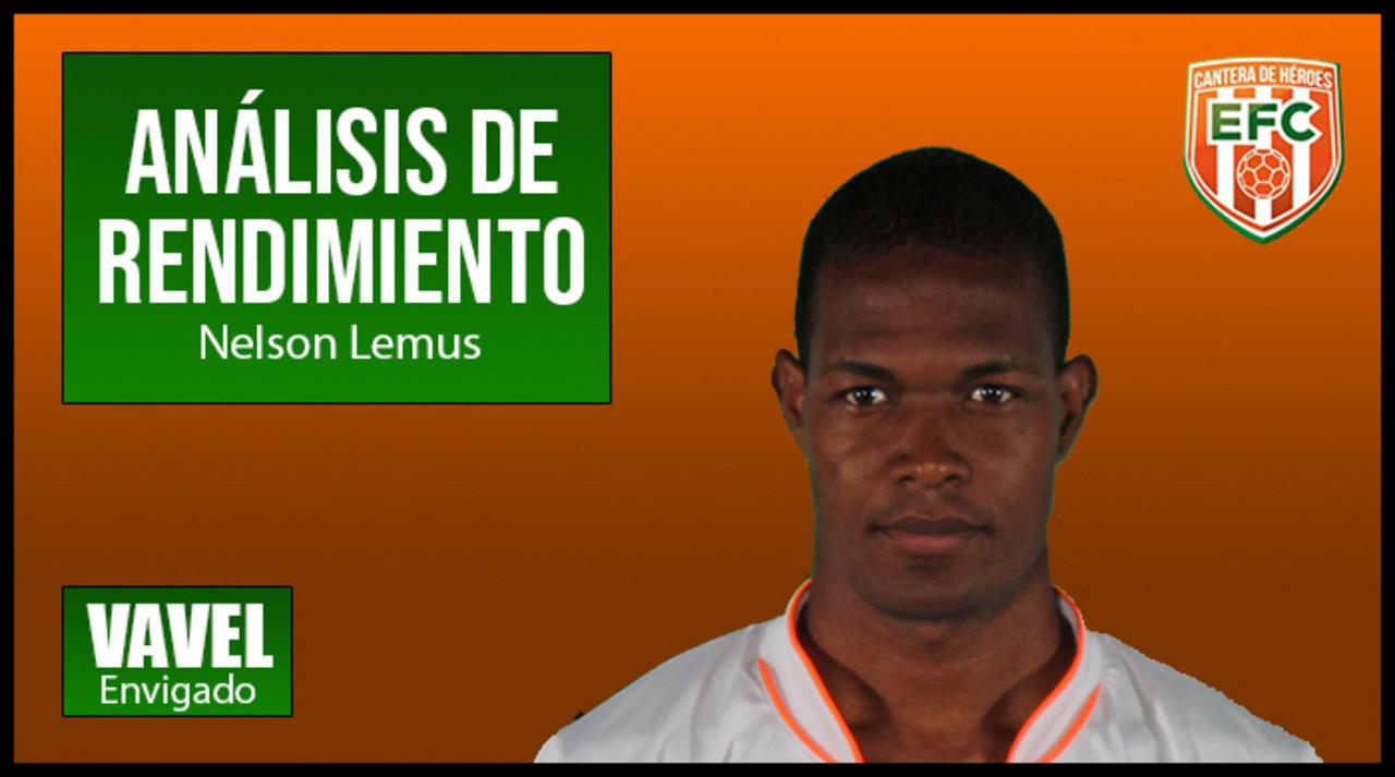 Análisis naranja 2018-II: Nelson Lemus