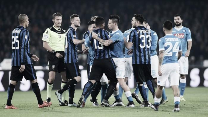 Napoli-Inter, le probabili formazioni: chance per Joao Mario