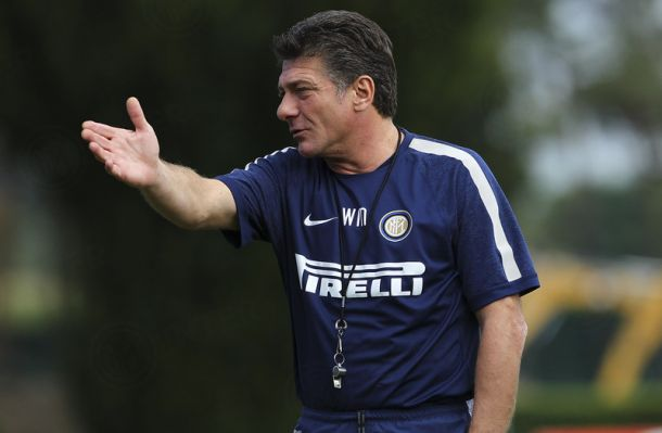 """Inter, Mazzarri: """"Torneremo a vincere, è iniziato un nuovo ciclo"""""""