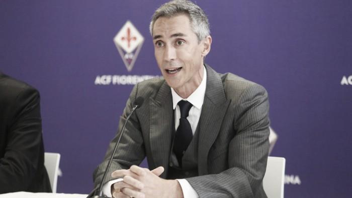 """Fiorentina, Sousa: """"Attenzione al Cagliari, noi dobbiamo pensare solo al nostro percorso"""""""