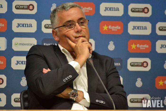 Reunión extraordinaria de los máximos mandatarios del RCD Espanyol