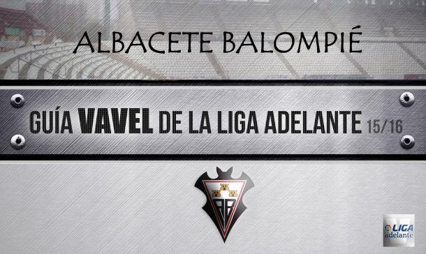 Albacete Balompié 2015/2016: arrancar como se terminó