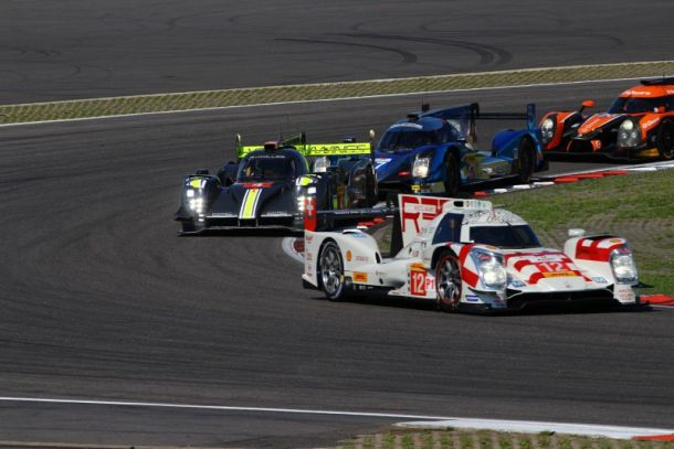 Os regulamentos da classe LMP2 podem ajudar a aumentar o grid da LMP1 no Mundial de Endurance?