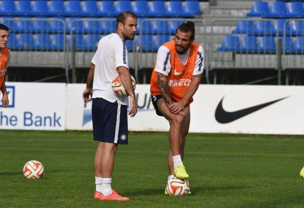 Europa League, i 22 dell'Inter per il Dnipro