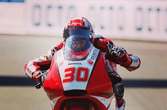 Moto2 - Nakagami trionfa, ma Morbidelli controlla