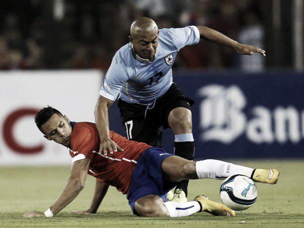Ora o mai più: stanotte c'è Cile-Uruguay
