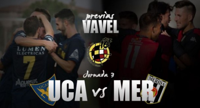 Mérida - UCAM Murcia: ganar o ganar
