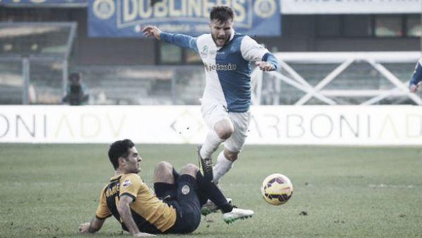 Paloschi ci mette la testa e il Chievo vince il derby di Verona