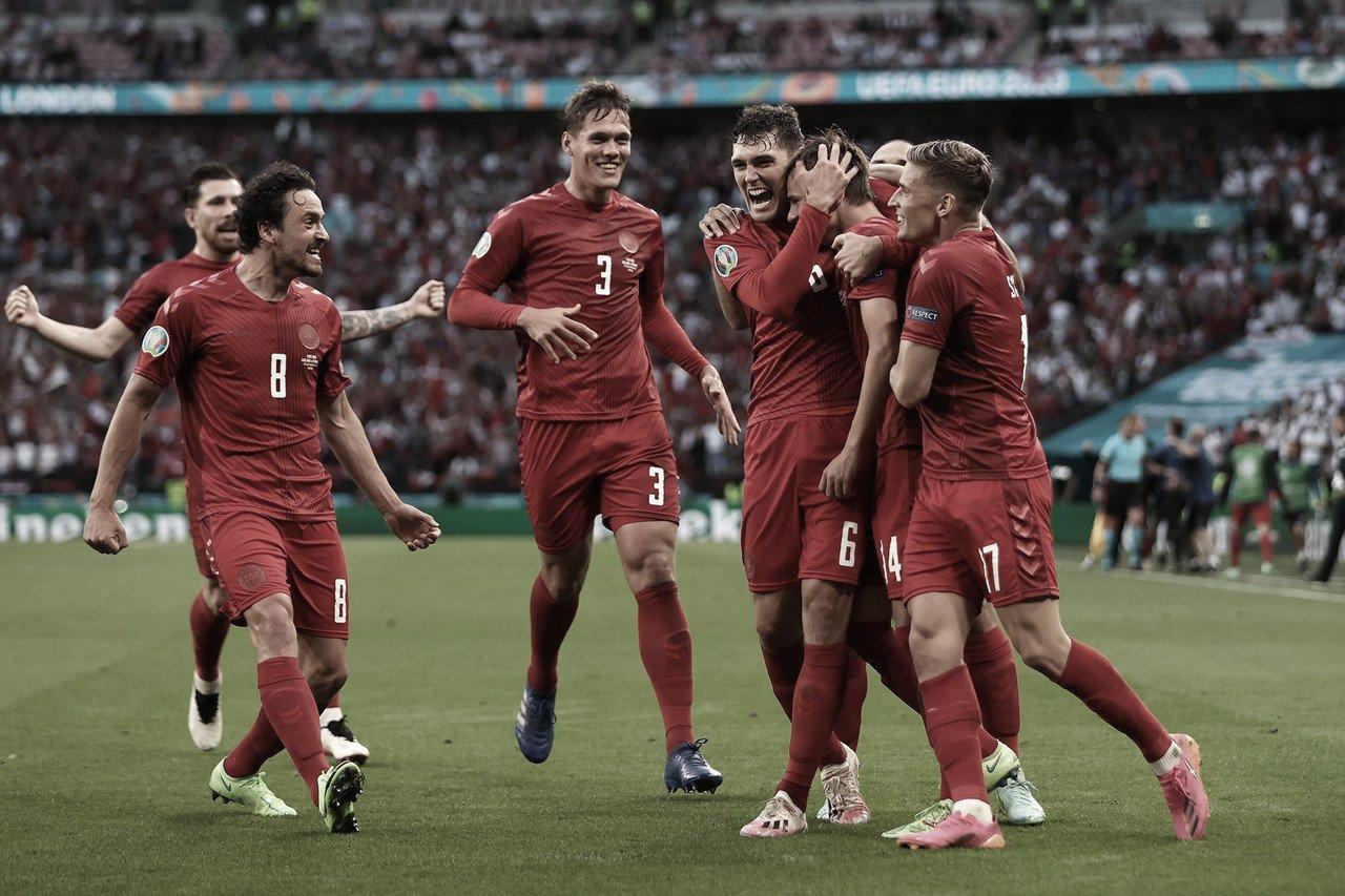 Análisis Post: Dinamarca, eliminada en semifinales de la Eurocopa 2020