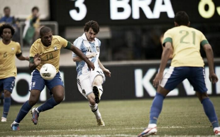 El gran recuerdo de Messi contra Brasil