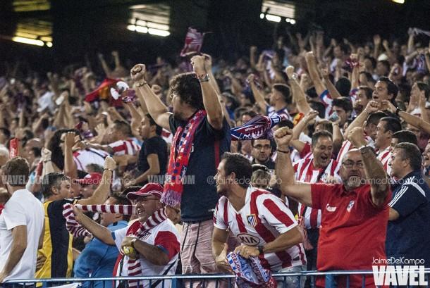 La fe del Calderón: Forlán culminó una remontada épica ante el Espanyol
