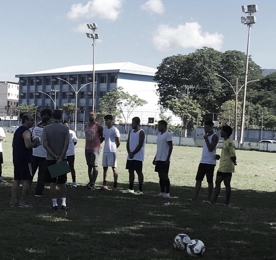 Carioca C: Santa Cruz inicia temporada em que buscará acesso imediato