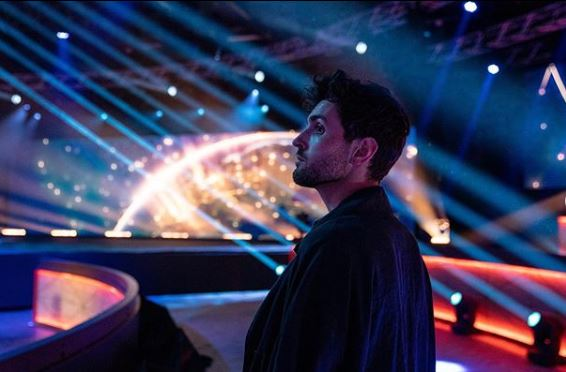 """Worlds On Fire"": a little appetizer to get to know Duncan Laurence better"