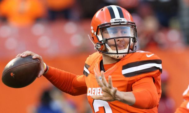 Why Starting Manziel Thursday Night Is Setting Him Up For Failure