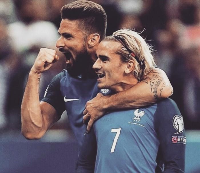 Verso Russia 2018 - La Francia è uno spettacolo: battuta l'Olanda 4-0