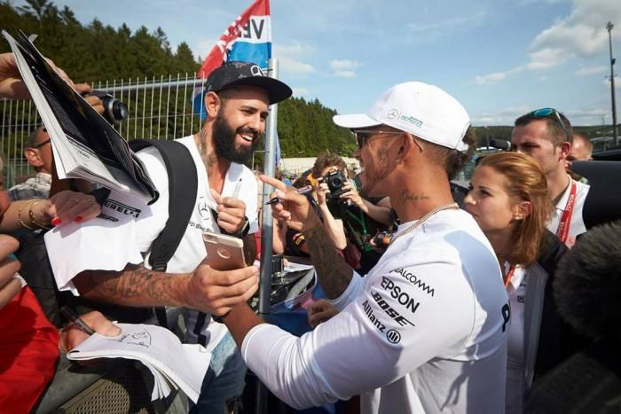 F1, GP Monza: qualifiche. Hamilton primo, Ferrari in difficoltà