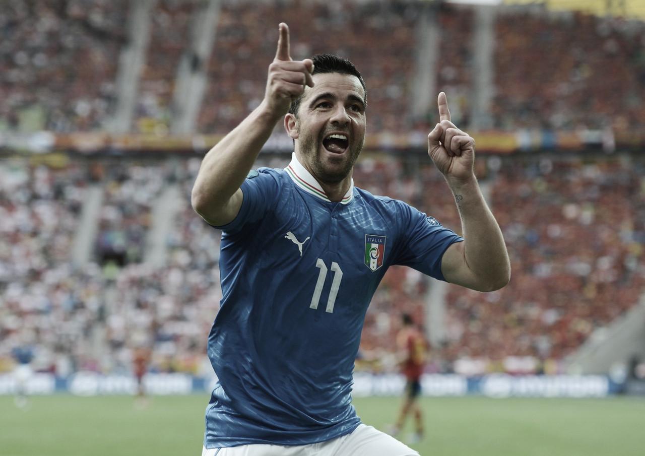 Italia, subcampeona de la Eurocopa de Polonia y Ucrania 2012