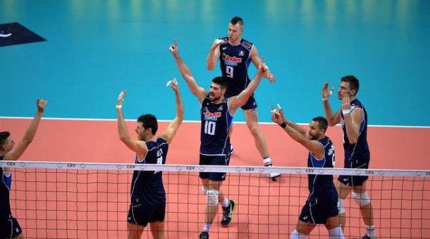 EuroVolleyM 2015: Italia batte Russia 3-0