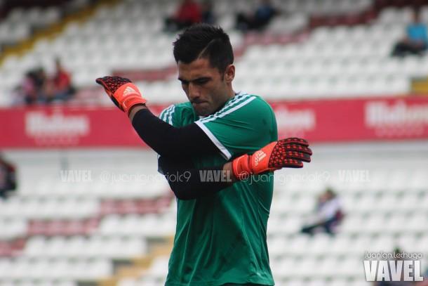 Adán no entrena y se probará mañana en Valencia