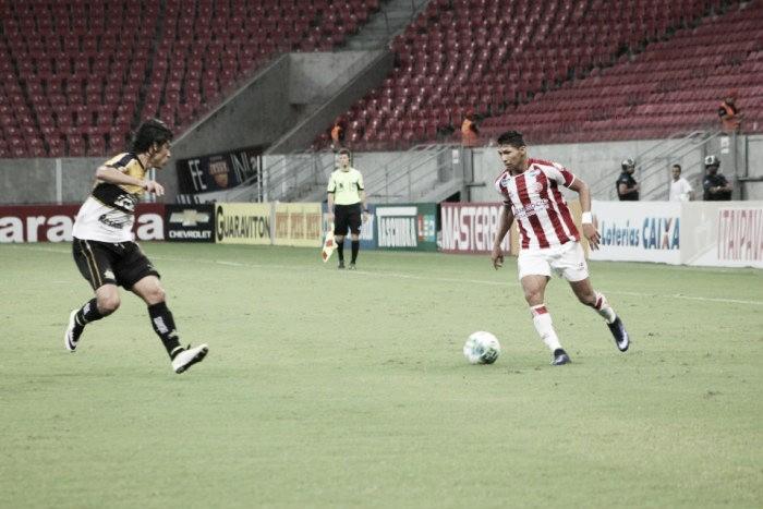 Com metas opostas na Série B, Náutico e Criciúma duelam na Arena de Pernambuco