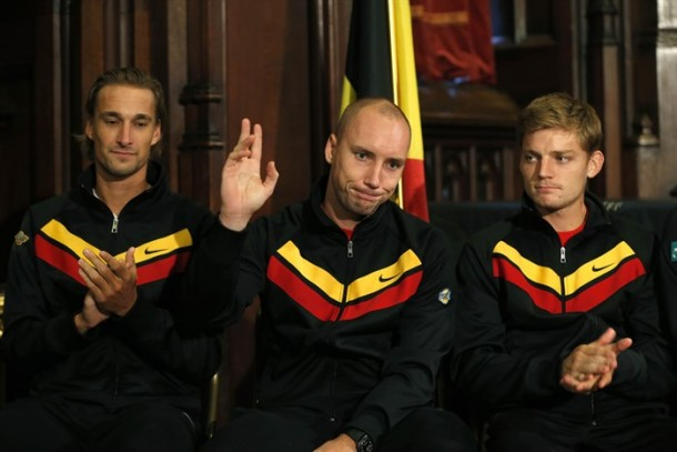 Davis Cup Final: David Goffin Called In For Kimmer Coppejans For Doubles Rubber For Belgium