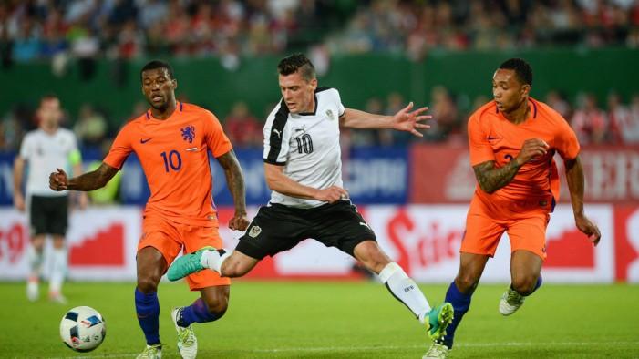 L'Olanda impallina anche l'Austria: 0-2 grazie a Janssen e Wijnaldum