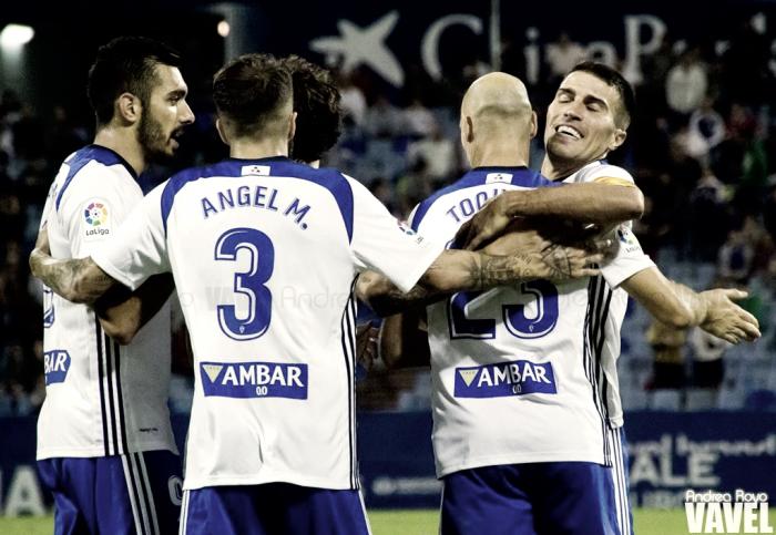 Previa Real Zaragoza - CD Numancia: El derbi del Moncayo