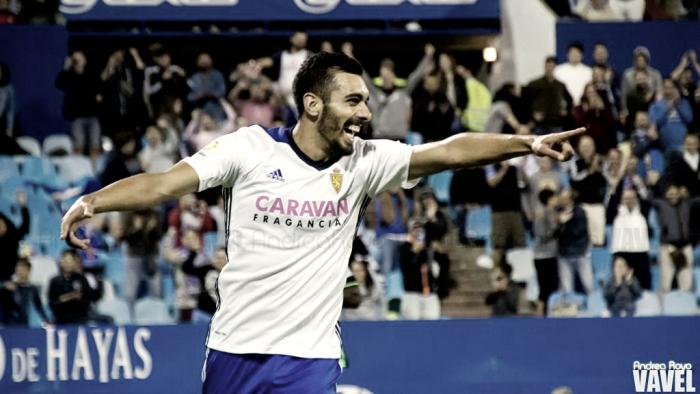 Resumen Real Zaragoza vs Tenerife en vivo y en directo online en Segunda División 2017/2018