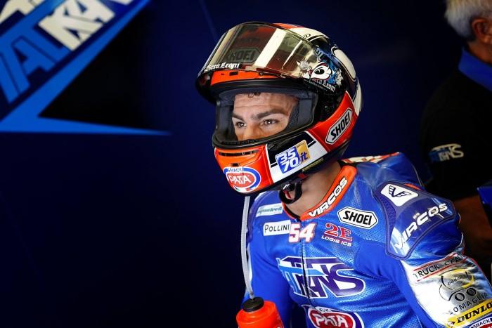Moto2, GP di Misano - Pasini fa poker. Pole davanti a Morbidelli
