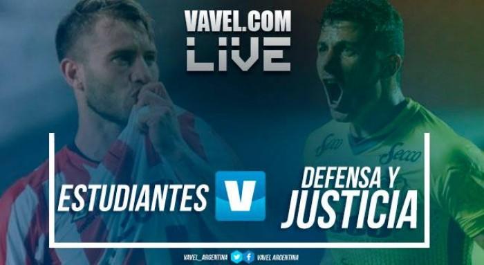 Resumen y gol Estudiantes vs Defensa y Justicia por la Superliga Argentina 2017 (0-1)