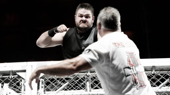 Kevin Owens libra el infierno de Shane